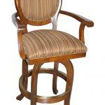 500 wood stool
