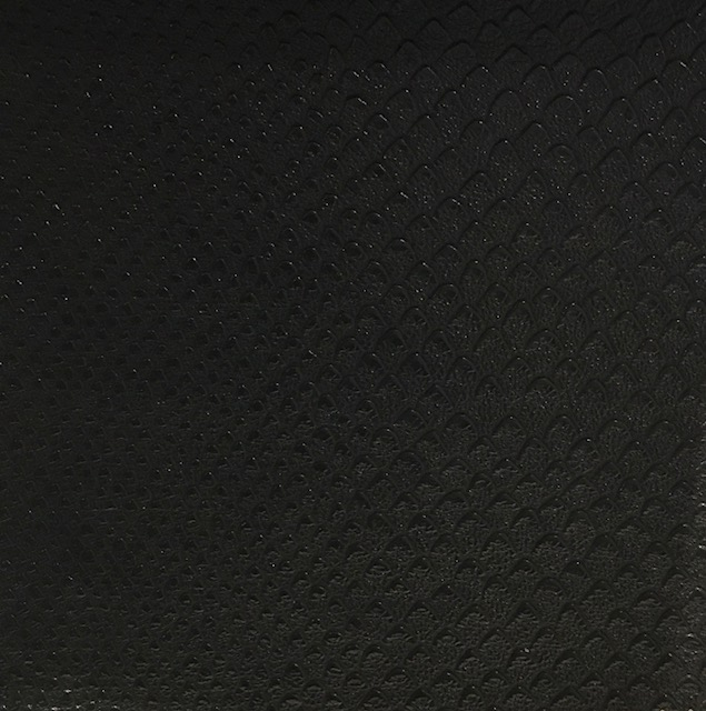 Cobra Skin Black