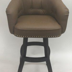 Custom Upholstered Stool