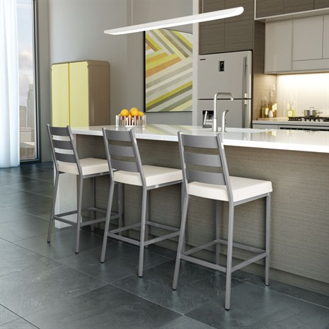 level counter height stool