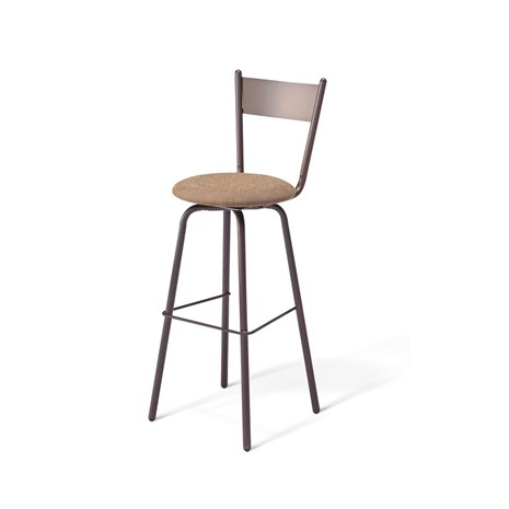 Amisco Crystal Bar Stool