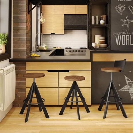 Uplift Wood Seat
