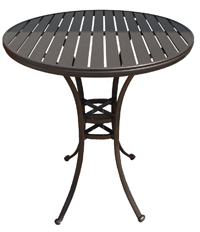 Outdoor Hi Table