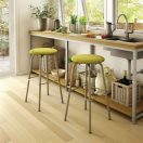 Amisco Button Stool