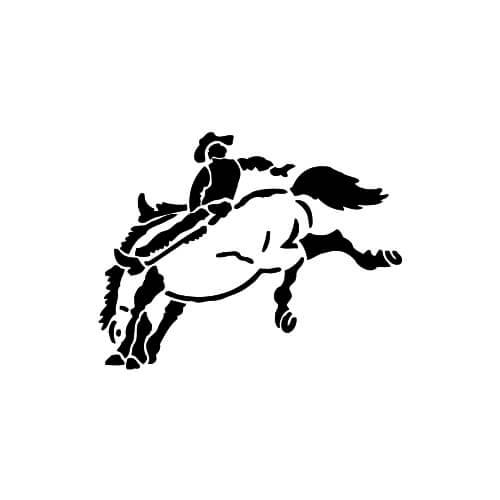 Cowboy Back Design
