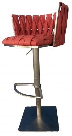 Stainless Steel Belize Stool