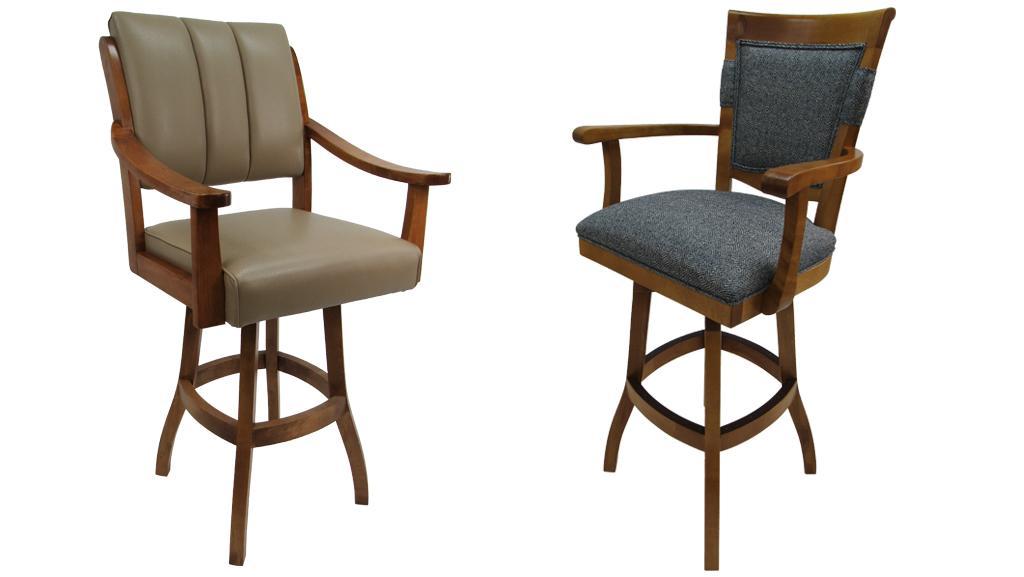 Custom Bar Stools Kitchens Extra Tall Counter Barstools